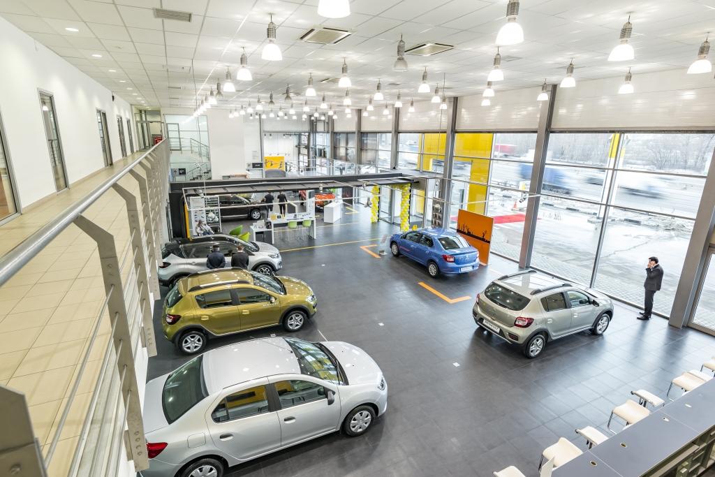 db3100ea997a Петровский Автоцентр открыл новый дилерский центр в Москве